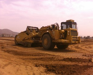 Caterpillar Water Wagon Equipment Rentals